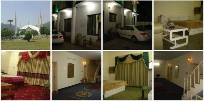 Sabi-Pak Traveler's Home Guest House, Islamabad, Pakistan, Pakistan vandrerhjem og hoteller
