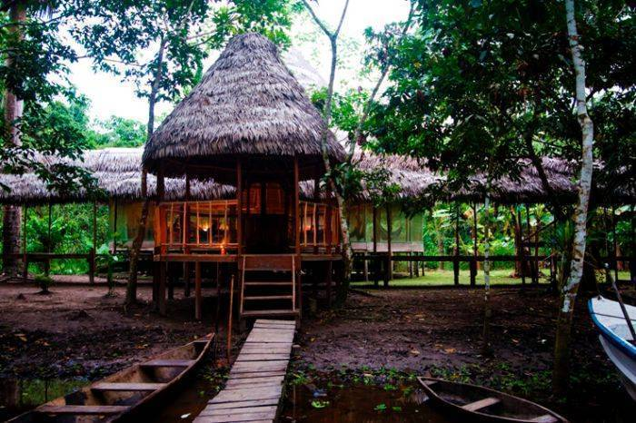 Amazon Reise Eco Lodge, Iquitos, Peru, Peru hostels and hotels
