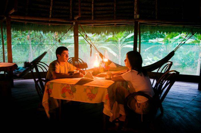 Amazon Reise Eco Lodge, Iquitos, Peru, excellent travel and hostels in Iquitos