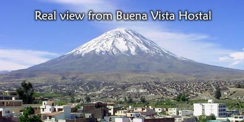 Buena Vista Hostal, Arequipa, Peru, Peru hostels and hotels