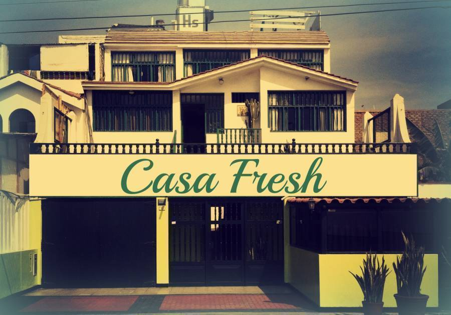 Casa Fresh, Huanchaco, Peru, access unique homes, apartments, experiences, and places around the world in Huanchaco