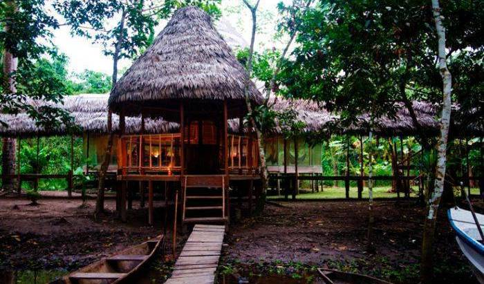 Amazon Reise Eco Lodge - Search for free rooms and guaranteed low rates in Iquitos 22 photos