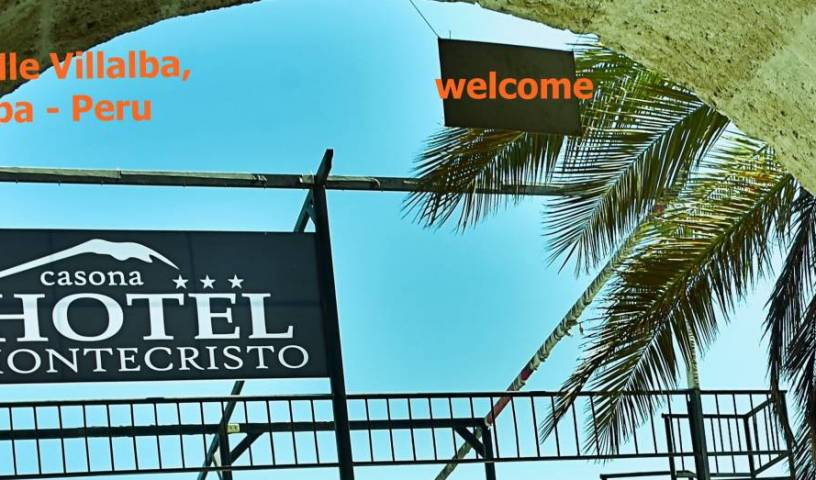 Montecristo Hotel - Search available rooms and beds for hostel and hotel reservations in Arequipa 1 photo