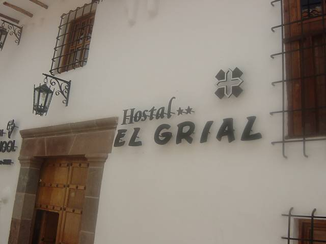 Hostal El Grial, Cusco, Peru, Peru hostels and hotels