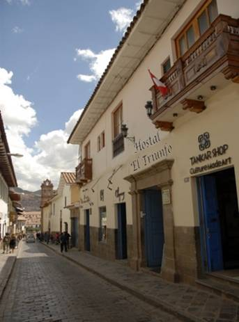 Hostal El Triunfo, Cusco, Peru, Peru hostels and hotels