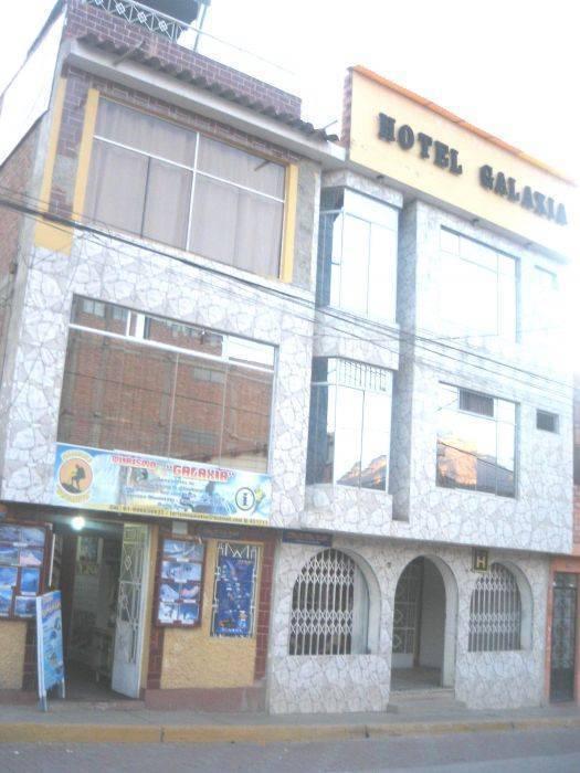 Hotel Galaxia, Huaraz, Peru, Peru auberges et hôtels