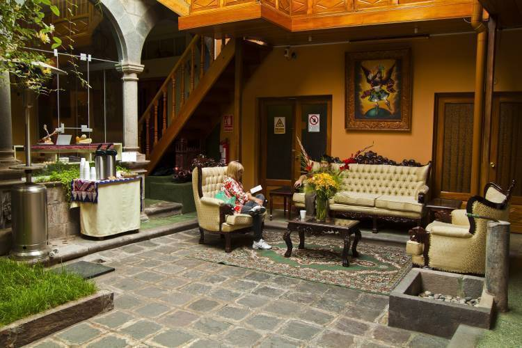 Hotel Rojas Inn, Cusco, Peru, Peru hostels and hotels