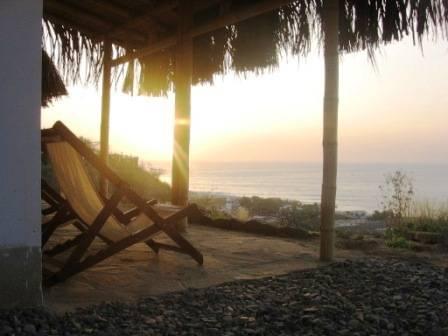 Kon Tiki Bungalows, Mancora Chico, Peru, book your getaway today, hostels for all budgets in Mancora Chico