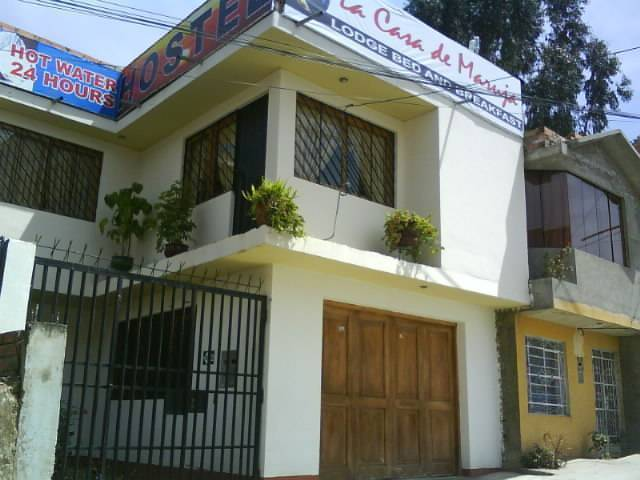 La Casa de Maruja Bed and Breakfast, Huaraz, Peru, Peru hostels en hotels