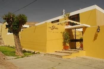 La Gruta, Arequipa, Peru, Peru hostels and hotels