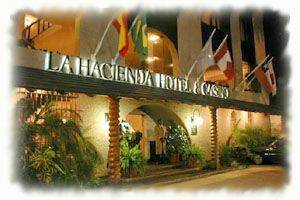 La Hacienda Hotel, Miraflores, Peru, Peru hostels and hotels