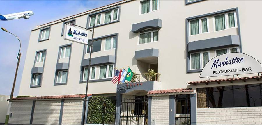 Manhattan Inn Airport Hotel, Callao, Peru, Peru hostels and hotels