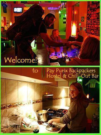 Pay Purix Hostel Lima Airport, Lima, Peru, Peru hostels and hotels