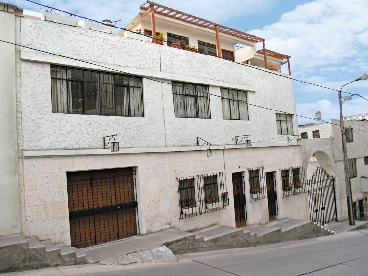 Posada del Solar, Arequipa, Peru, affordable posadas, pensions, backpackers, rural houses, and apartments in Arequipa
