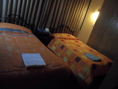 Hostal Rubi, Puno, Peru, hostels with handicap rooms and access for disabilities in Puno