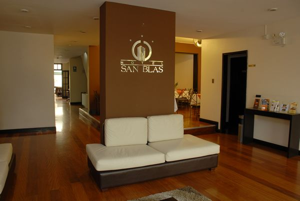 San Blas Hotel, Lima, Peru, hostels near the museum and other points of interest in Lima