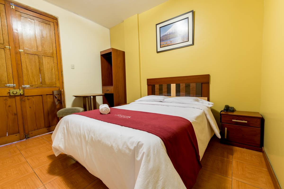 Villa Sillar Hotel, Arequipa, Peru, popular locations with the most hostels in Arequipa