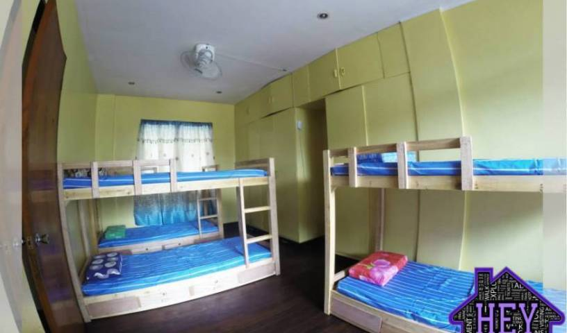 Hey Fellas - Search available rooms and beds for hostel and hotel reservations in Cebu City, cheap hostels 8 photos