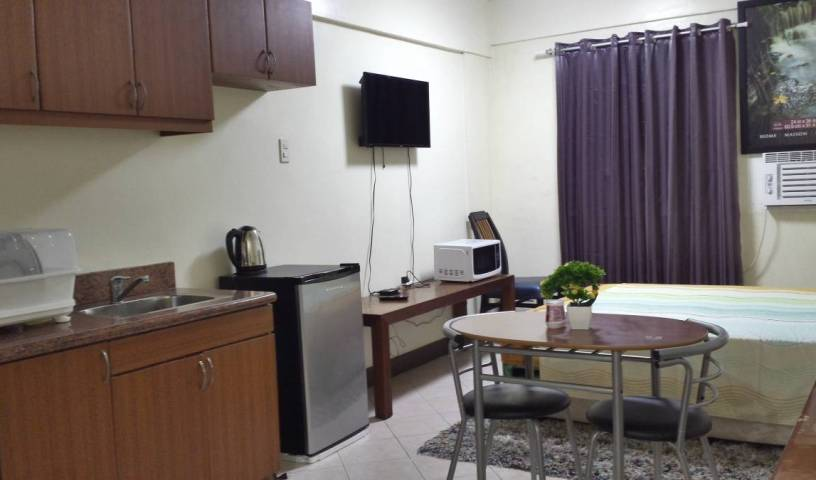 Studio Taguig City Near Bgc and Acacia - Search available rooms and beds for hostel and hotel reservations in West Rembo 3 photos