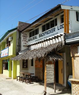 Moalboal Backpcker Lodge, Moalboal, Philippines, Philippines hostels and hotels