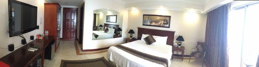Valentino's Hotel, Angeles, Philippines, cheap hostels in Angeles