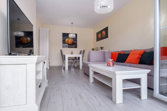 Apartament Mandarin - Homely Place, Poznan, Poland, Backpacker und Backpacking Bett & Frühstück im Poznan
