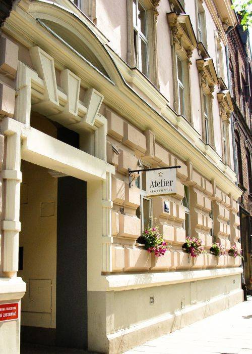 Atelier Aparthotel, Krakow, Poland, Poland bed and breakfasts and hotels