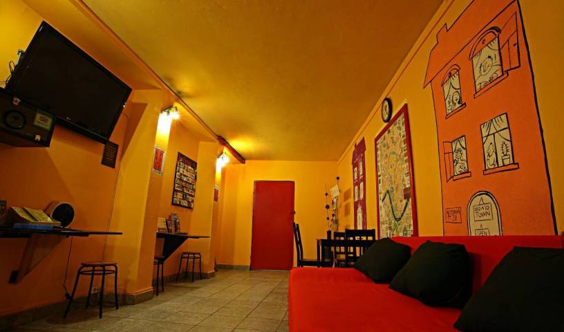 Hostel One Momotown - Get cheap hostel rates and check availability in Krakow, backpacker hostel 8 photos