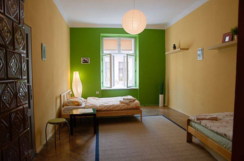 Tutti Frutti Hostel, Krakow, Poland, the most trusted reviews about hostels in Krakow