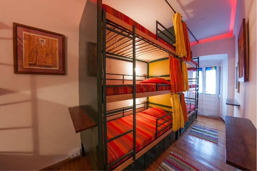 Al-Ushbuna Residence and Hostel, Santa Maria de Belem, Portugal, Portugal hostels and hotels