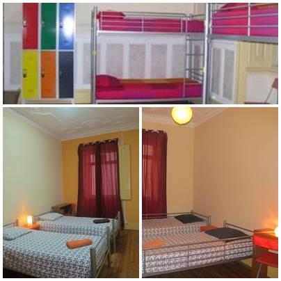 Baluarte Citadino Hostel, Lisbon, Portugal, Portugal noćenje i doručak i hoteli