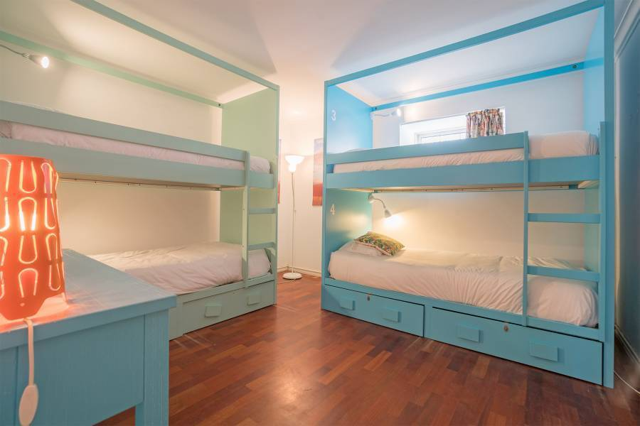 Blue Boutique Hostel and Suites, Sao Joao do Estoril, Portugal, find cheap hostel deals and discounts in Sao Joao do Estoril