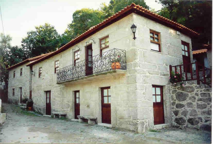 Casa Da Ponte de S. Pedro, Vieira do Minho, Portugal, Portugal hostely a hotely