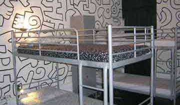 Black And White Hostel - Search available rooms and beds for hostel and hotel reservations in Aguda 5 photos