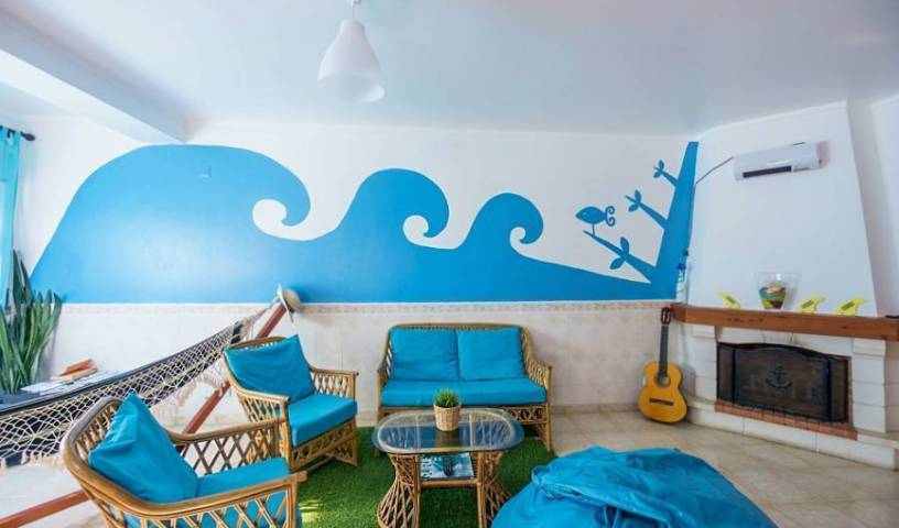H2O Surfguide Hostel - Get cheap hostel rates and check availability in Baleal 30 photos