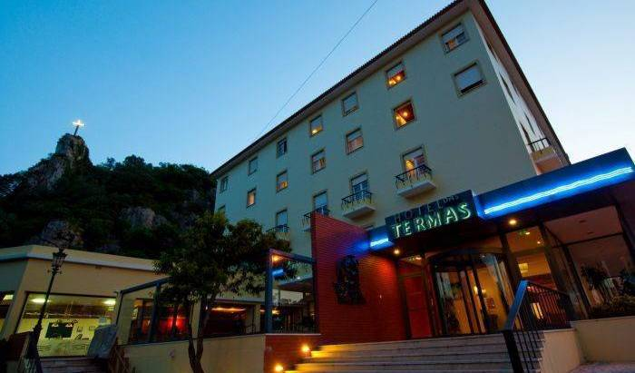 Hotel Das Termas - Search for free rooms and guaranteed low rates in Torres Vedras 44 photos