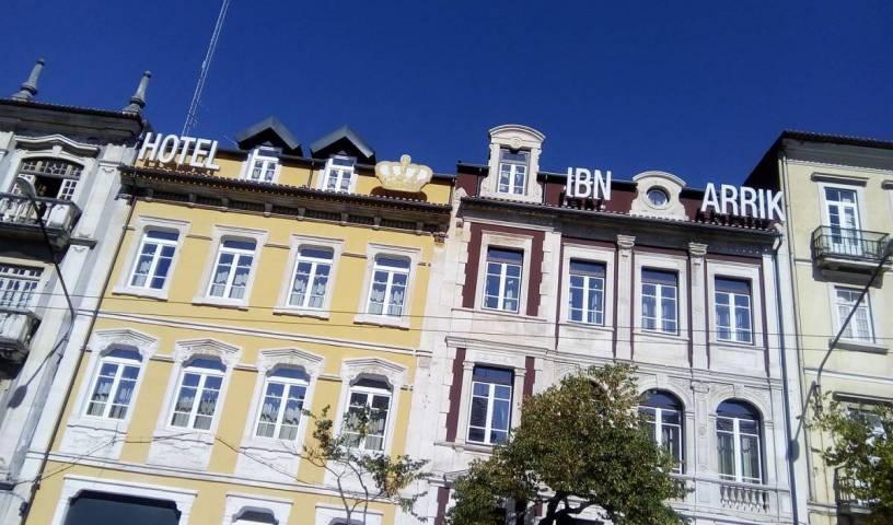 Hotel Ibn-Arrik - Search for free rooms and guaranteed low rates in Coimbra 16 photos