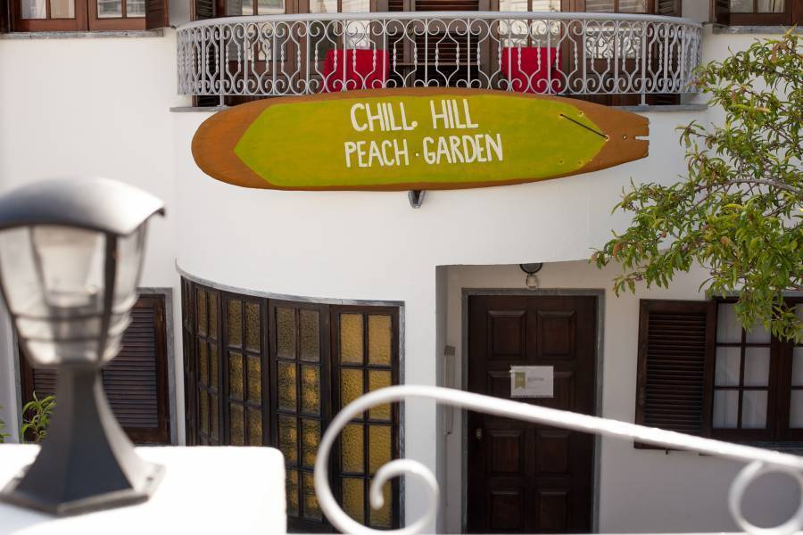 Ericeira Chill Hill - Peach Garden, Ericeira, Portugal, Portugal hostels and hotels