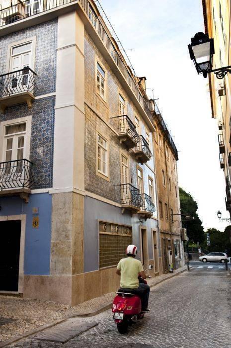 Hostel BA, Bairro Alto, Portugal, Portugal nočitev z zajtrkom in hoteli