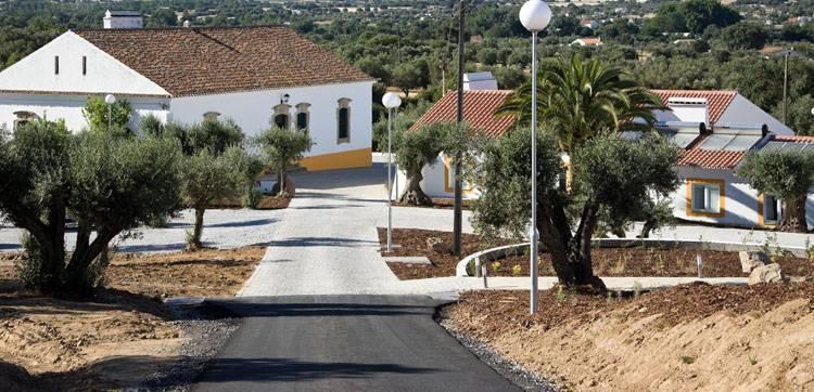 Hotel Rural Quinta Dos Bastos, Evora, Portugal, Scénické ubytovny v malebných lokalitách v Evora