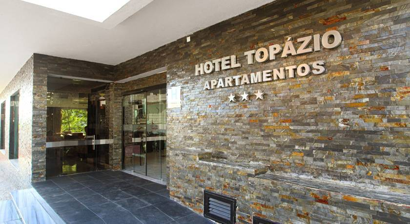 Hotel Topazio, Albufeira, Portugal, bed & breakfasts with excellent reputations for cleanliness in Albufeira