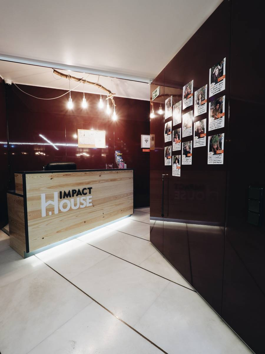 Impact House, Belem, Portugal, Portugal hostels and hotels