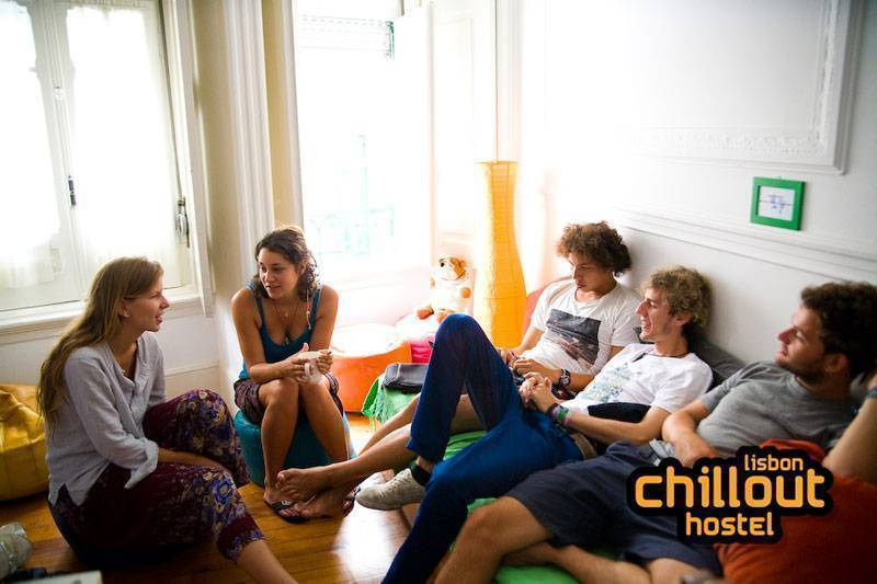 Lisbon Chillout Hostel, Lisbon, Portugal, Portugal hostels and hotels