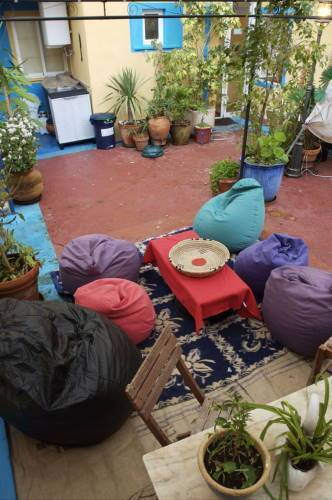 Shangri-Lagos, Lagos, Portugal, youth hostels and backpackers for fall foliage in Lagos