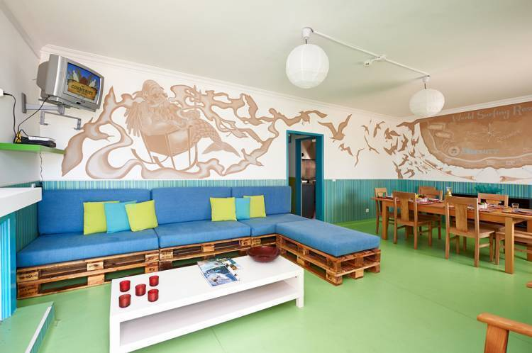 The Community Surf Hostel, Ericeira, Portugal, Portugal hostels and hotels