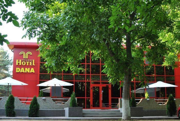 Hotel Dana, Amara, Romania, backpackers and backpacking bed & breakfasts in Amara