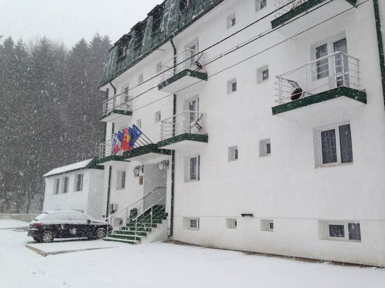 Hotel Green Palace, Sinaia, Romania, bed & breakfasts near the museum and other points of interest in Sinaia