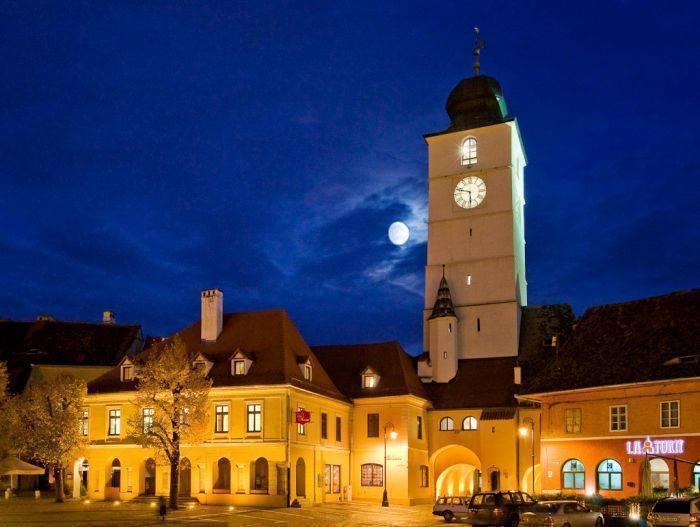 Hotel Villa Astoria, Sibiu, Romania, Romania bed and breakfasts and hotels