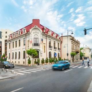 Le Boutique Hotel Moxa, Bucuresti, Romania, Romania hostels and hotels