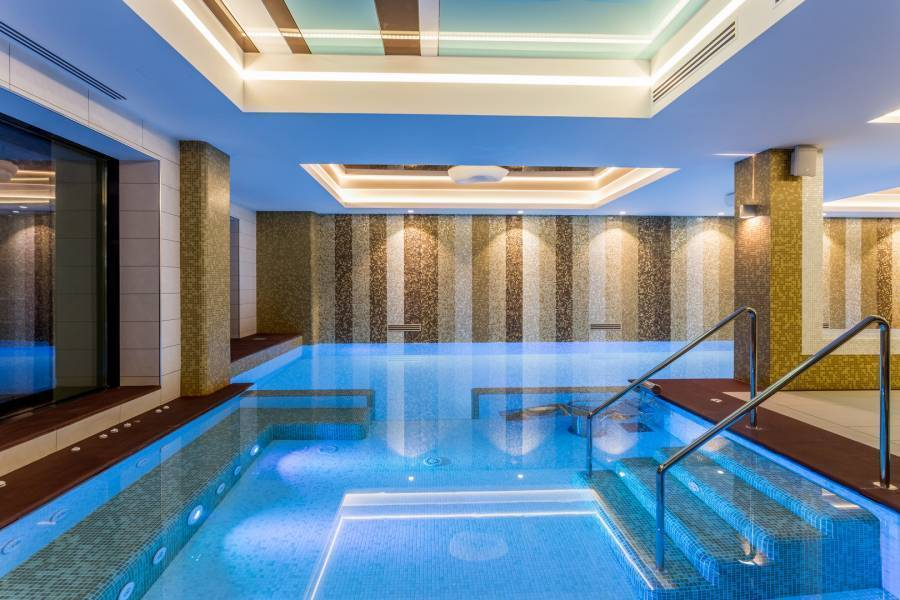 New Splendid Hotel and Spa Adults Only, Mamaia, Romania, Romania bed and breakfasts and hotels